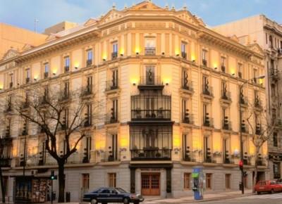 Hotel Adler, Madrid