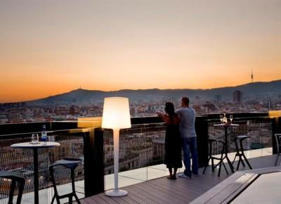 Hotel Barceló Raval Barcelona