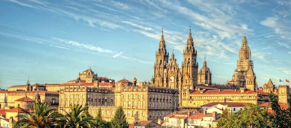 Hoteles en el Camino de Santiago