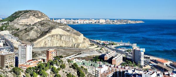Hoteles en la Provincia de Alicante