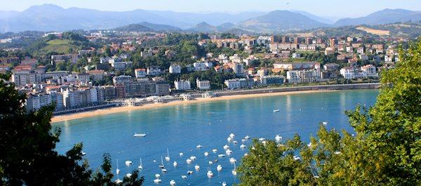 Hoteles en el País Vasco
