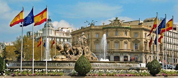 Hoteles en la Comunidad de Madrid