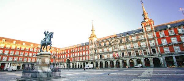 Hoteles en Sol en Madrid