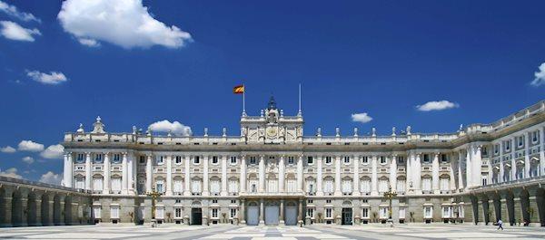 Hoteles en barrio de Palacio en Madrid