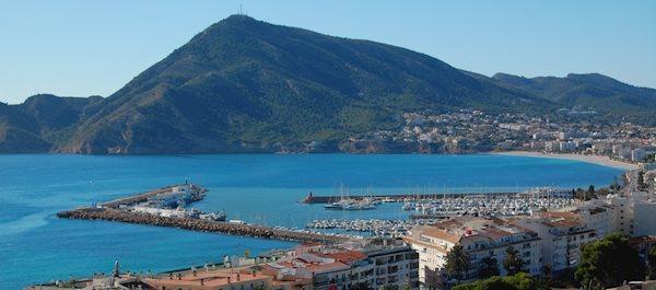 Buscador de hoteles en Altea Alicante