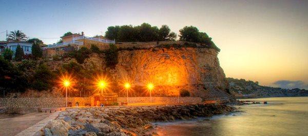 Buscador de hoteles en Benissa Alicante