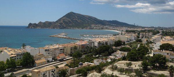 Buscador de hoteles en L'Alfàs del Pi Alicante