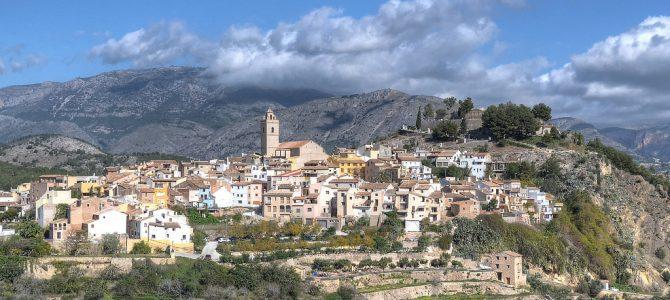 Buscador de hoteles en Polop Alicante