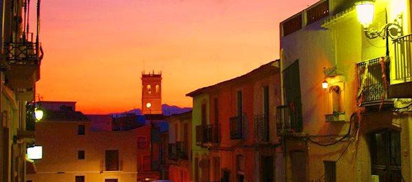 Buscar hoteles en Teulada Alicante