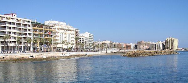 Buscador de hoteles en Torrevieja Alicante