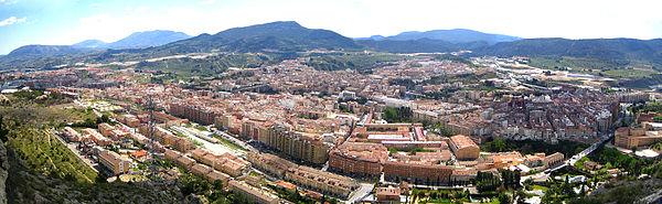 Buscar hoteles en Alcoy Alicante