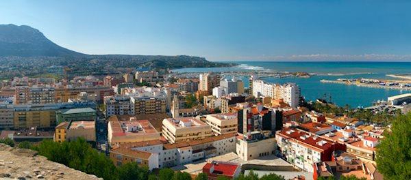 Buscar hoteles en Denia Alicante