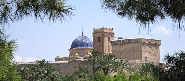Buscar hoteles en Elche Alicante