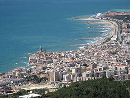 Buscar hoteles en Sitges en Barcelona